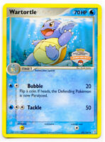 Wartortle 42/100 State Championships Stamped EX Crystal Guardians Pokemon NM+