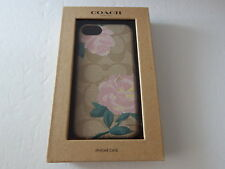 Coach New York Signature Coated Canvas Case For iPhone 8/7 & iPhone 6S/6 New