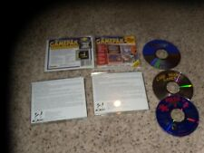 Lot of 3 PC Games: Millennium Gamepak, Puzzle Master 2 & Card & Board Games 2