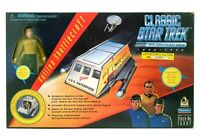 STAR TREK: Galileo Shuttlecraft w/Capt. Kirk Figure (Playmates 1996) NEW SEALED