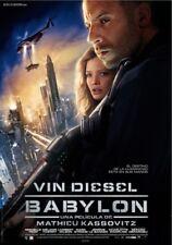Babylon AD Vin Diesel poster print