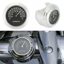"""7/8""""-1"""" Handlebar Thermometer for Harley V-Rod Night Street Rod Special"""