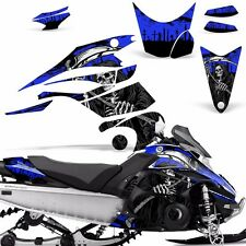 Decal Graphic Kit Yamaha FX Nytro Parts Sled Snowmobile Wrap Decals 08-14 REAP U