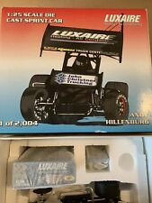 1:25 Scale Die Cast Sprint Car Andy Hillenburg #2 Luxaire