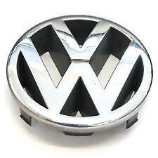 GOLF VW Paraurti anteriore griglia Badge MK5 per GTI TDI R32 STI Badge Emblema NUOVO