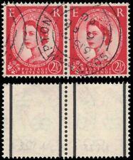 "GREAT BRITAIN 357d (SG591) - Queen Elizabeth II ""Graphite Lines"" (pf6356)"