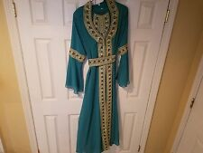 Beautiful two piece middle eastern dress/abaya