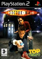 Top Trumps: Dr Who PS2 (Playstation 2) - Free Postage