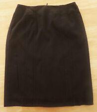 MARC CAIN Stretch Rock zu einem Kostüm Gr. N2 (Rock) N3 (Jacke) 36 / S braun