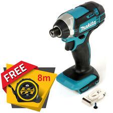 Makita DTD152 18V LXT Cordless Impact Driver + Free Pocket Tape Measures 8M/26ft