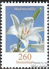 Guinée 1548-1553 Neuf Avec Gomme Originale 1995 Fleurs Stamps