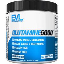 Evlution Nutrition L Glutamine 5000 Post Workout Immune Support