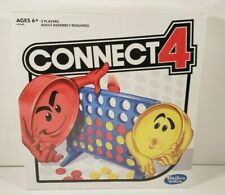 Hasbro Connect 4 Strategy Board Game New Sealed