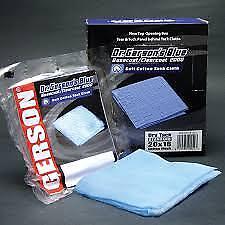 Gerson Soft Cotton Tack Cloth Base Coat / Clear Coat PKT 12
