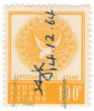 (I.B) Cyprus Revenue : Duty Stamp 100m
