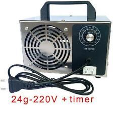 24g/h OZONE GENERATOR Air Purifier - Ozonizador - Ozonizzatore - PURIFICATORE