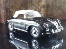 Franklin Mint 1955 Porsche 356 Speedster 1:24 Scale Diecast Limited Edition Car