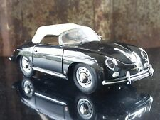 Franklin Mint 1955 Porsche 356 Speedster 1:24 Scale Diecast Limited Edition Car