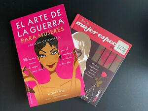 Lote 2 Libros: El Arte De La Guerra Para Mujeres y Para Ti Mujer Especial