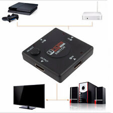 Switch HDMI 1080p 3 porte selezionabili full HD adattatore sdoppiatore 1 uscita