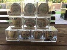 Arizona Rookie League GIANTS 2007-2016 Team Signed SF Baseball Autograph Lot 10