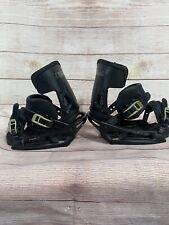 New listing Burton Malavita Bindings Snowboarding - Black - Medium- Good condition