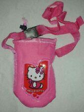 KIDS WATER BOTTLE HOLDER Hello Kitty Girls BNWT