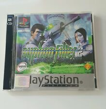 SYPHON FILTER 2 Playstation One Game COMPLETE with Manual PS1 PAL