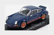 Porsche 911 Carrera Rs 1973 Blue Orange Spark 1:43 SDC001