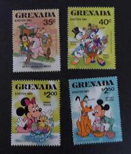 Disney Grenadian Stamps (1974-Now)