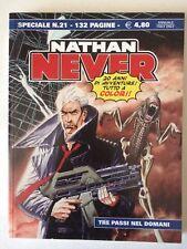 fumetto NATHAN NEVER SPECIALE numero 21