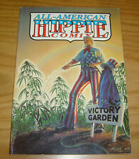 All-American Hippie Comix SC VF- underground dope comix - greg irons rand holmes