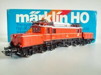 "MARKLIN 3159, Locomotiva elettrica OBB 1020 ""AUTRIAN CROCODILE""  scala HO"