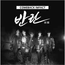 "K-POP IMPACT 2nd Single Album ""Rebellion"" [ Photobook + CD ]"