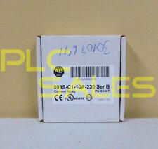 Allen Bradley 809S-C1-10A-230 Series B  |  Current Relay  *NIB*