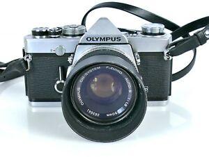 Olympus OM-1 35mm SLR Camera with 50mm F1.8 lens  |219