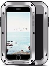 New LOVE MEI Shock/Dust proof Alu Metal Glass case cover ( UK STOCK)