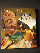 Unique Handmade Books by Alisa Golden (2003, Paperback) 1st Edition