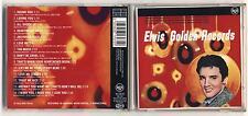 Cd ELVIS PRESLEY Elvis' Golden Records OTTIMO 1958 RCA BMG