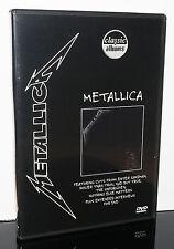 METALLICA 2001 DVD Enter sandman Nothing else matters HITS + INTERVIEWS