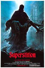 1975 THE DEVIL/'S RAIN VINTAGE HORROR FILM MOVIE POSTER PRINT 36x24 9 MIL PAPER
