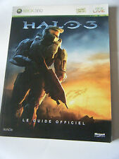 Guide Officiel Halo 3 - Xbox 360 - Occasion