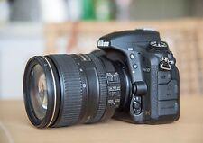 Nikon D750 24.3MP Digital SLR Camera - w/ 24-120mm Lens -12204 Shutter Count