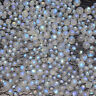 12x12 mm Round Rainbow Moonstone Cabochon Loose Gemstone Wholesale Lot 100 pcs
