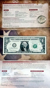 2019 $1 Native American Coin & Currency Set