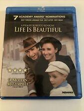 New listing Life Is Beautiful (Blu-ray Disc, 2011)
