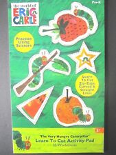 The World Of Eric Carle Pre-K The Very Hungry Caterpillar Activity Pad 3+ New!