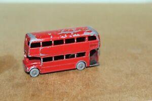 LESNEY MATCHBOX No.5 ROUTEMASTER BUS