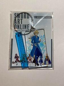 Sword Art Online x Sanrio Wire Acrylic Keychain