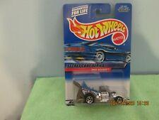 2000 HOT WHEELS SECRET CODE SERIES BABY BOOMER BLUE  2/4  #046 (B21)